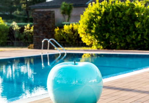 apple fibreresin turquoise pool8