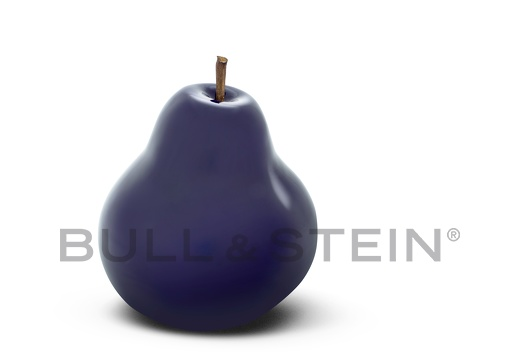 pear royalblue glazed extra