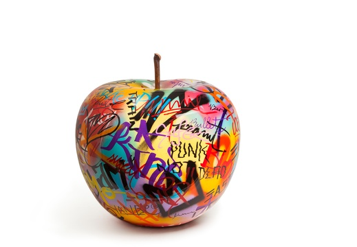 apple graffiti1