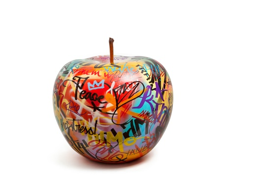 apple graffiti3