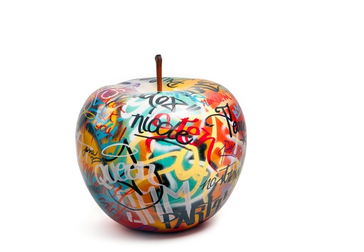 apple graffiti4
