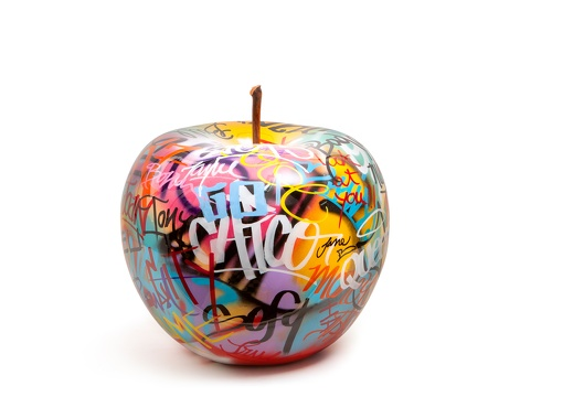 apple graffiti5
