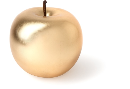 apple goldplated
