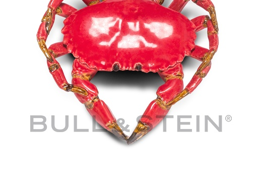 CRAB - RED - LARGE