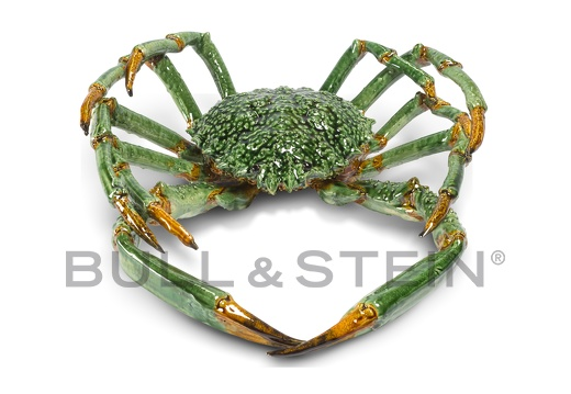 SPIDER CRAB - TURQUOISE-GREEN - GIANT